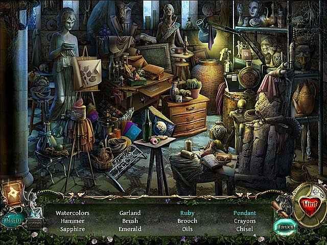 phenomenon: city of cyan screenshots 1