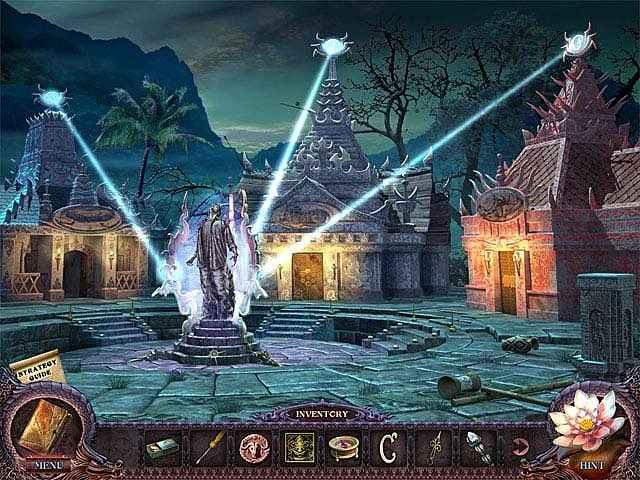secrets of the dark: eclipse mountain collector's edition screenshots 1