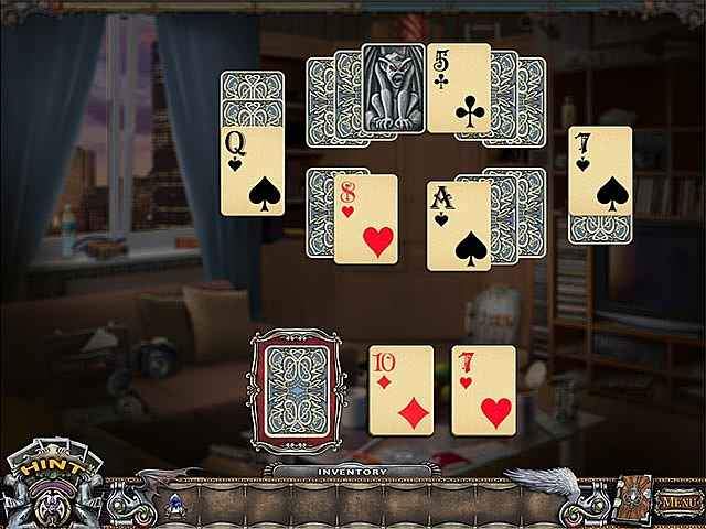 solitaire mystery: stolen power screenshots 2