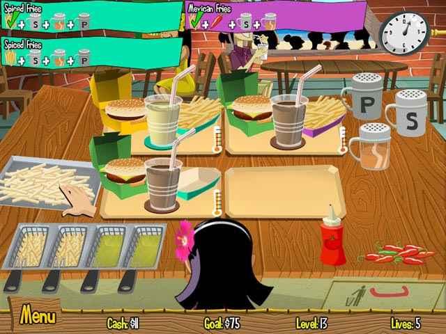 burger island screenshots 1