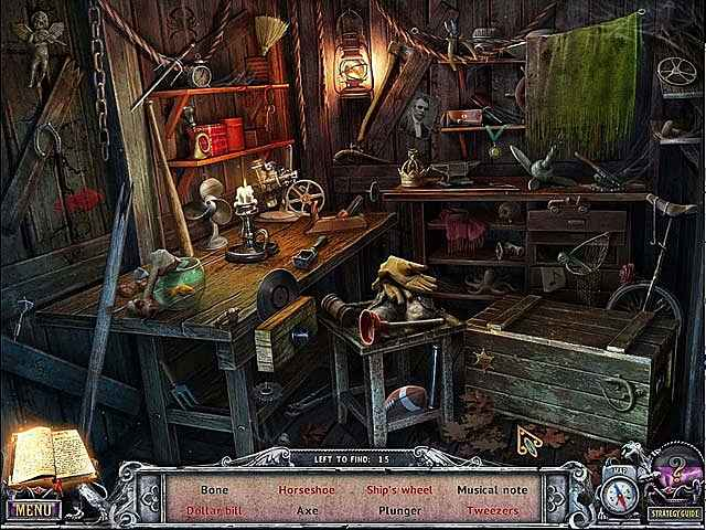 house of 1000 doors: the palm of zoroaster collector's edition screenshots 2