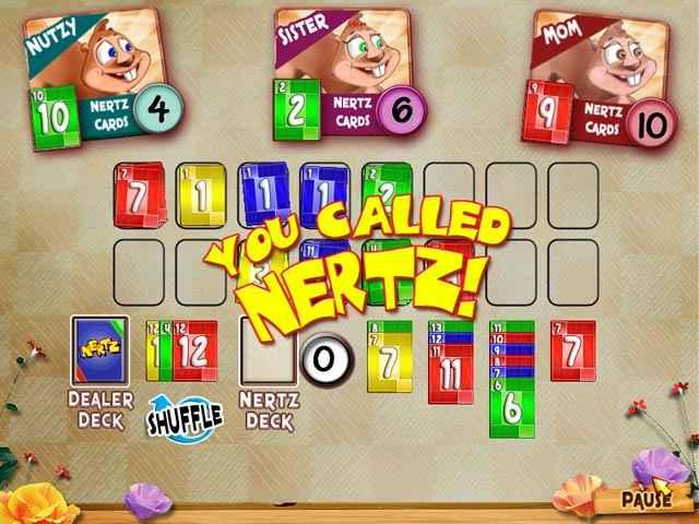 nertz solitaire screenshots 2