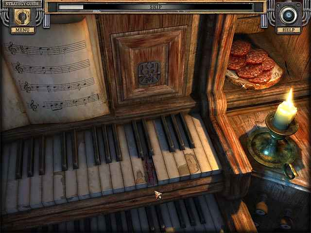 silent nights: the pianist screenshots 2