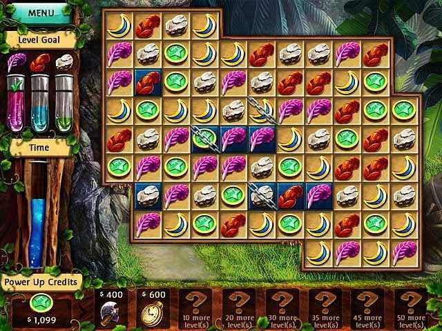 jewel legends: tree of life screenshots 1
