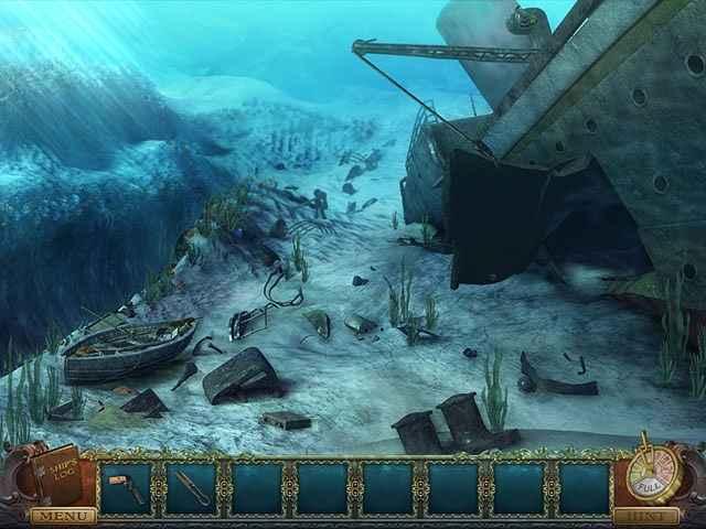hidden mysteries: return to titanic screenshots 1