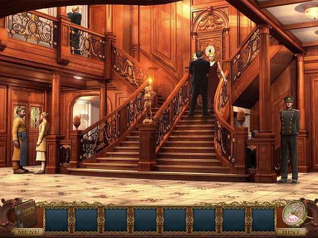 hidden mysteries: return to titanic screenshots 2