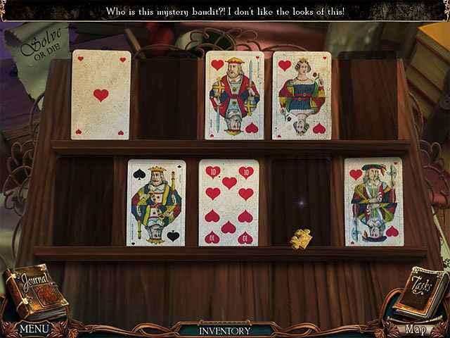 victorian mysteries: the yellow room screenshots 2