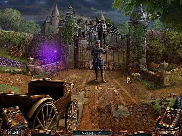 victorian mysteries: the yellow room screenshots 3