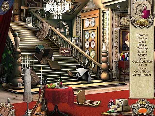antique mysteries: secrets of howard's mansion screenshots 1