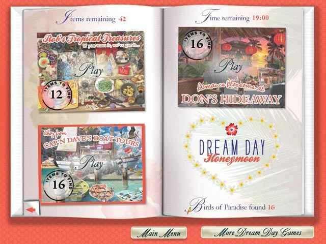 dream day honeymoon screenshots 2