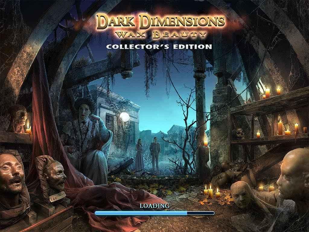 dark dimensions: wax beauty collector's edition screenshots 1