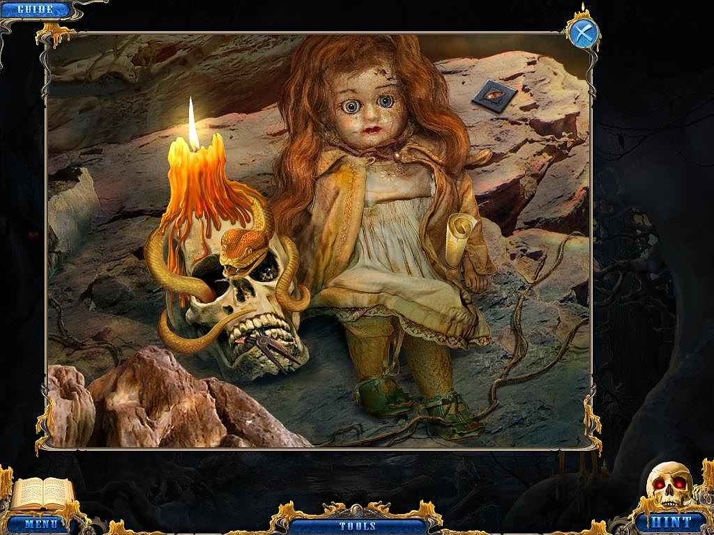 dark dimensions: wax beauty collector's edition screenshots 2
