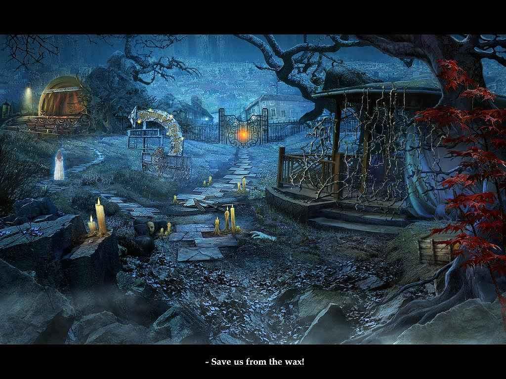 dark dimensions: wax beauty collector's edition screenshots 3