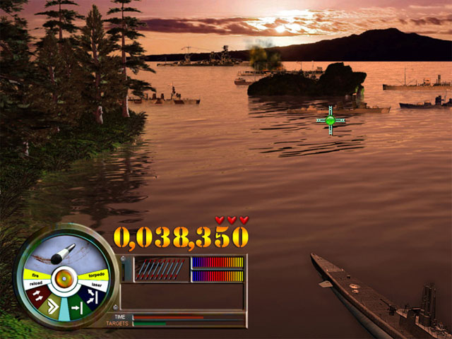 pearl harbor: fire on the water screenshots 1