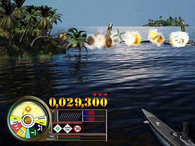 pearl harbor: fire on the water screenshots 2