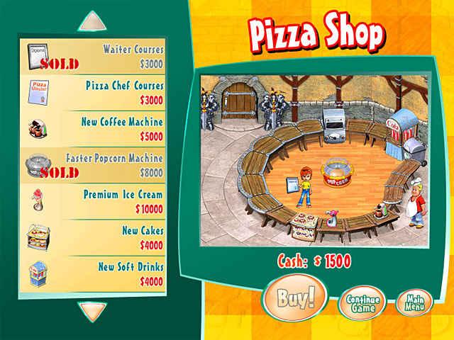 turbo pizza screenshots 2