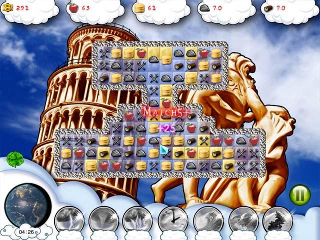 rebuild the history screenshots 2