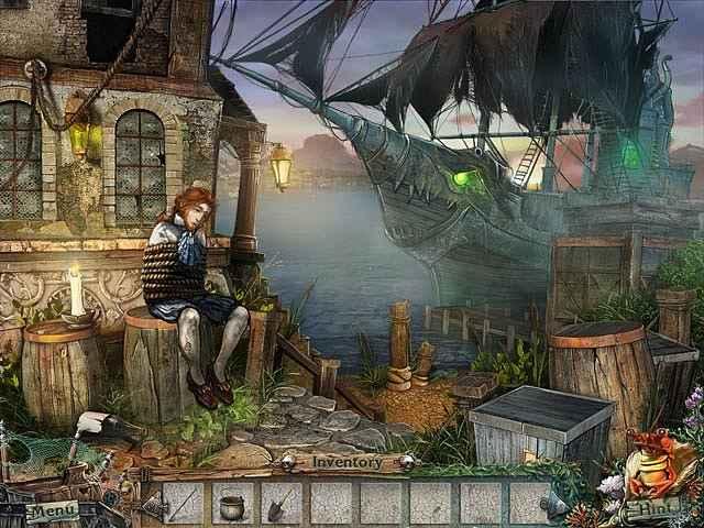 secrets of the seas: flying dutchman screenshots 2