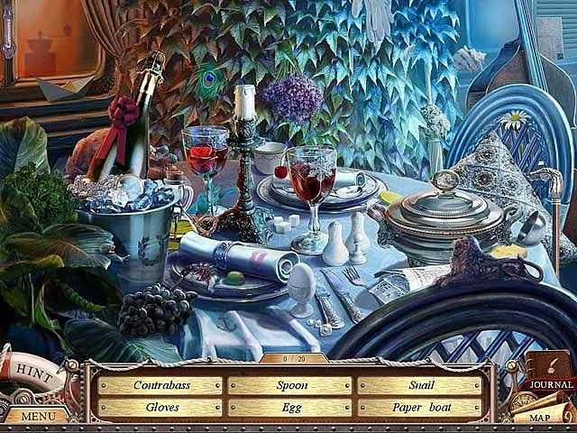 inspector magnusson: murder on the titanic screenshots 1