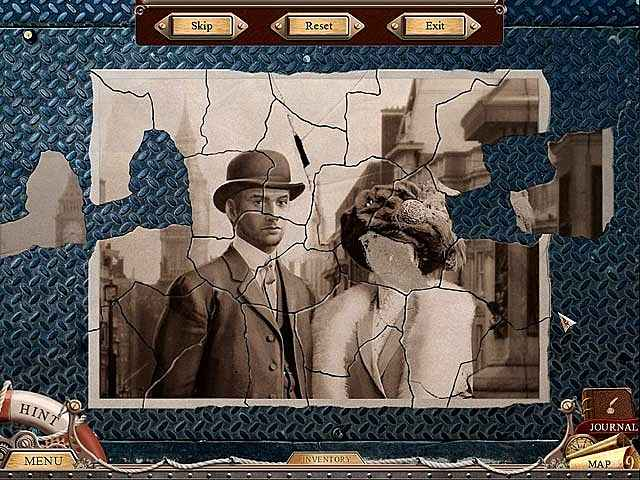 inspector magnusson: murder on the titanic screenshots 2