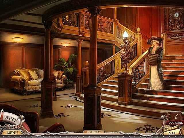 inspector magnusson: murder on the titanic screenshots 3