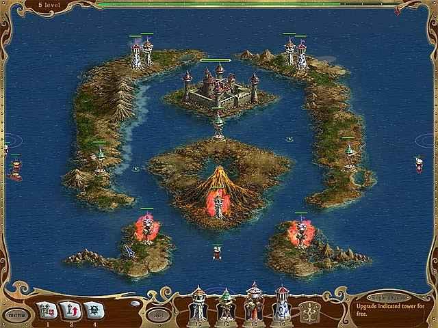 island defense screenshots 1