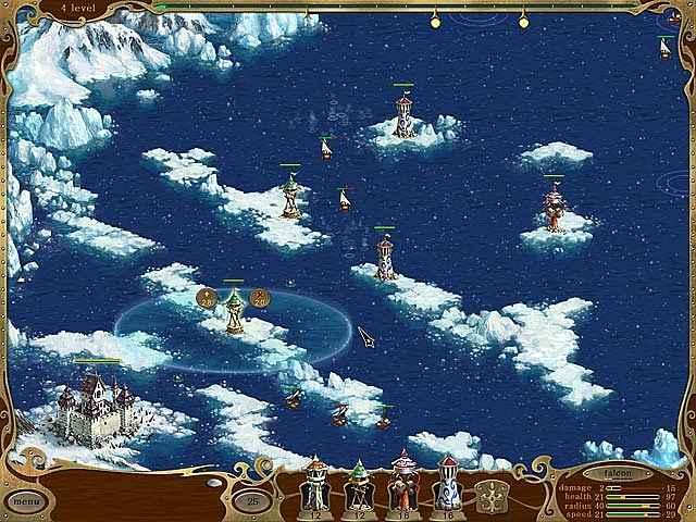 island defense screenshots 3