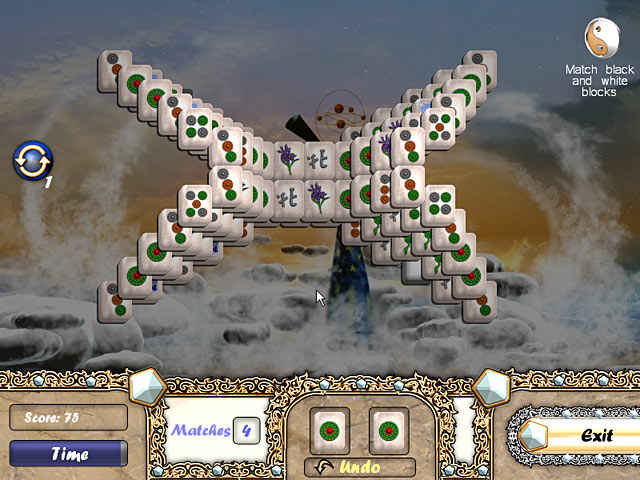 aerial mahjong screenshots 1