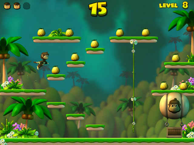 darwin the monkey screenshots 1