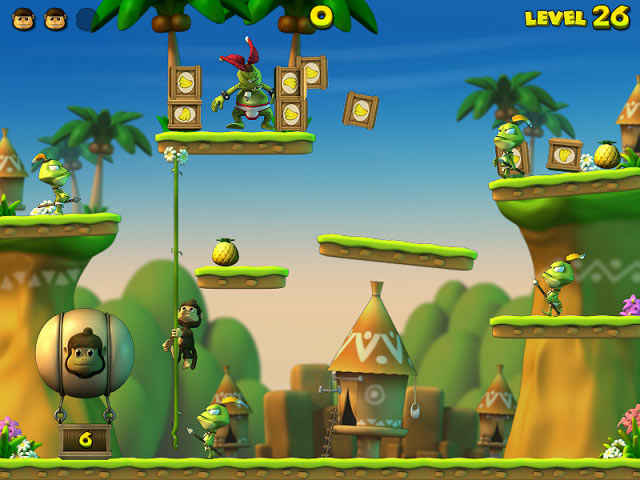 darwin the monkey screenshots 2
