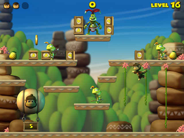 darwin the monkey screenshots 3