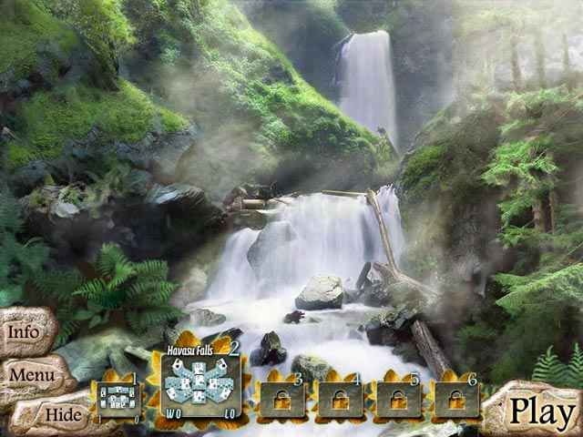 waterscape solitaire: american falls screenshots 3