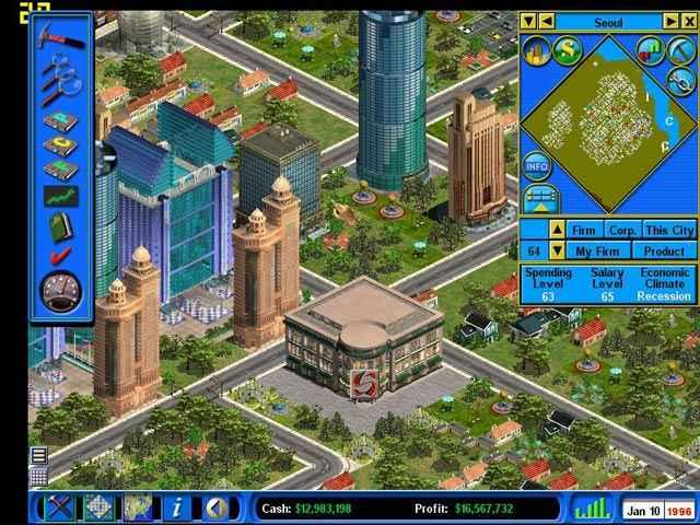 capitalism ii screenshots 1