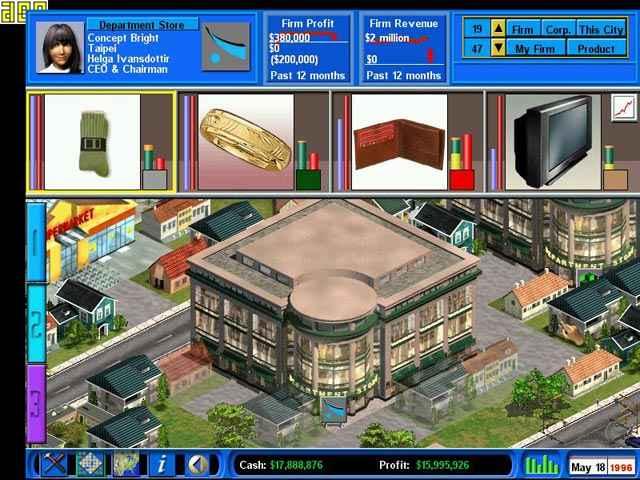 capitalism ii screenshots 2
