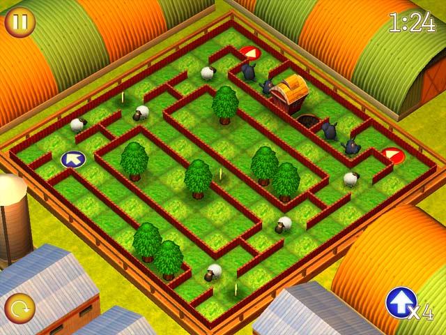 running sheep: tiny worlds screenshots 1