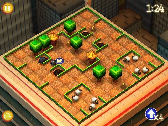 running sheep: tiny worlds screenshots 2
