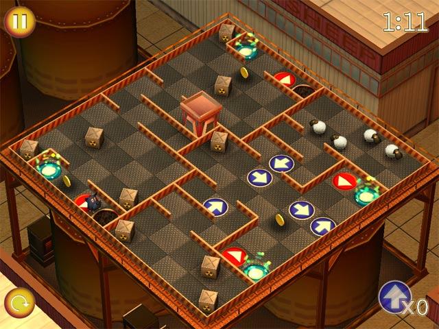 running sheep: tiny worlds screenshots 3