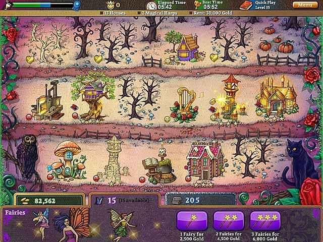build-a-lot: fairy tales screenshots 2