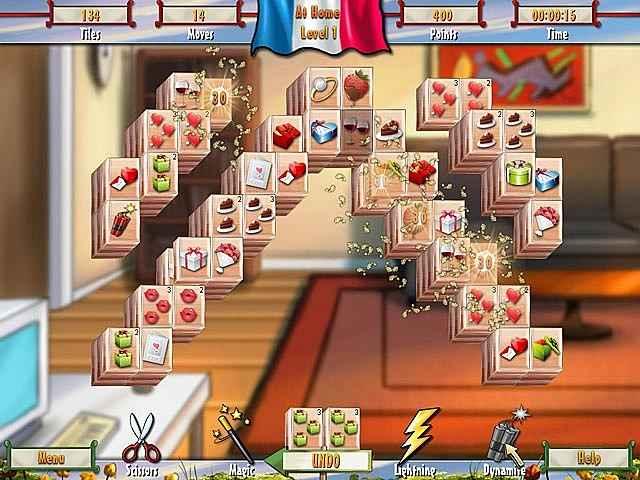 paris mahjong screenshots 1