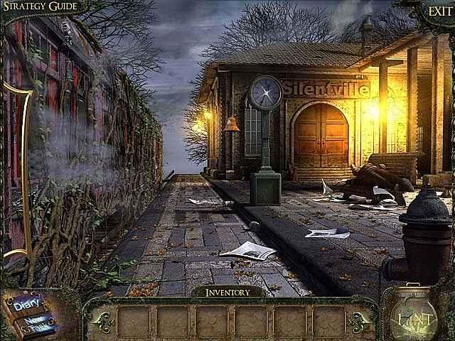 1 moment of time: silentville screenshots 1