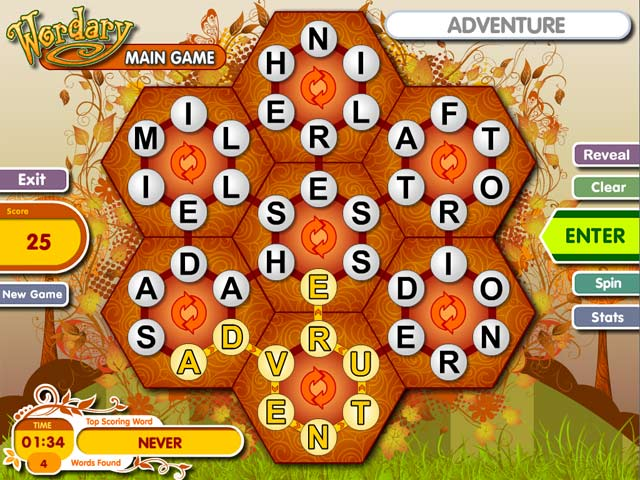 wordary screenshots 2