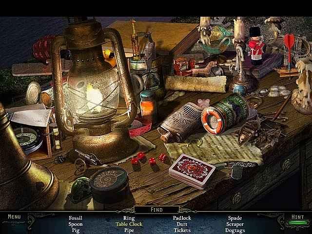 haunting mysteries: the island of lost souls screenshots 3