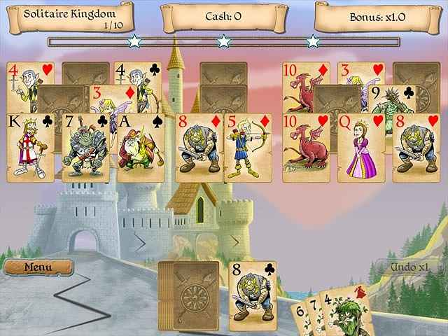 legends of solitaire: the lost cards screenshots 2