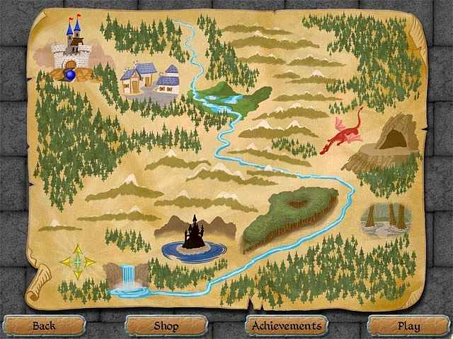 legends of solitaire: the lost cards screenshots 3