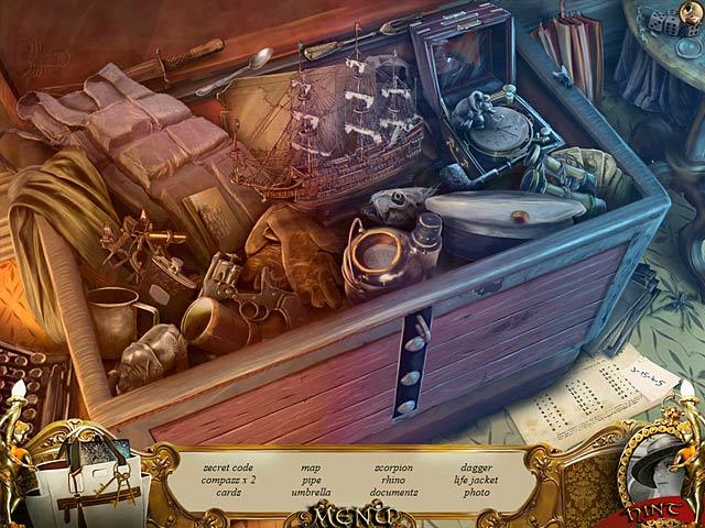 titanic's keys to the past screenshots 3