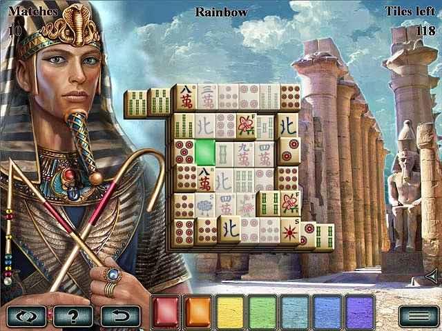 world's greatest temples mahjong screenshots 2