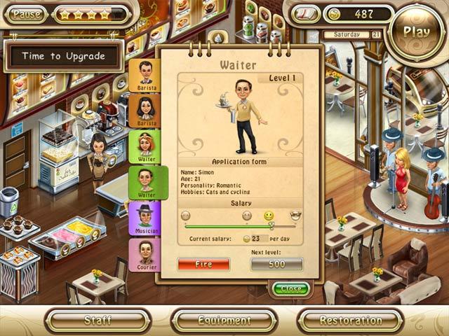 jo's dream: organic coffee screenshots 3