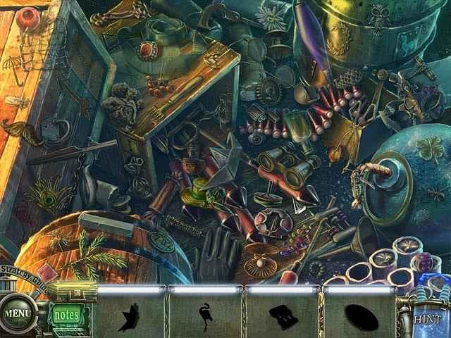haunted halls: revenge of doctor blackmore collector's edition screenshots 2