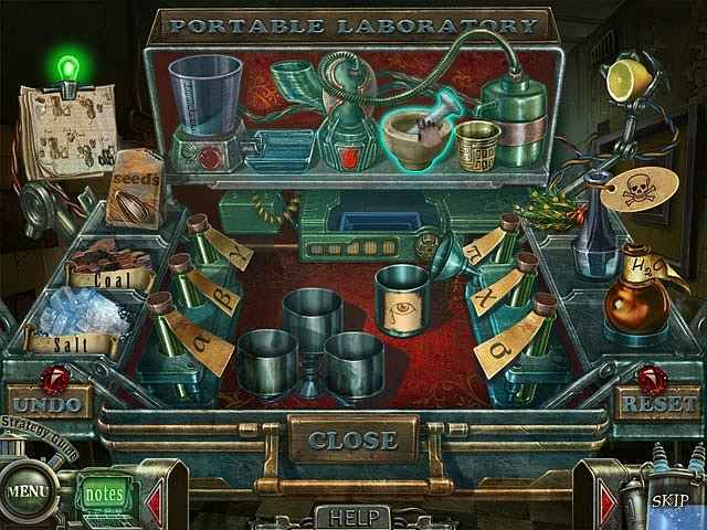 haunted halls: revenge of doctor blackmore collector's edition screenshots 3