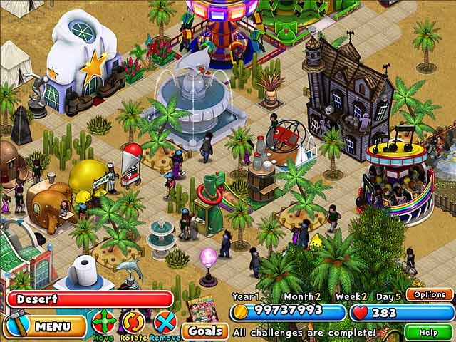 Dream Builder: Amusement Park
